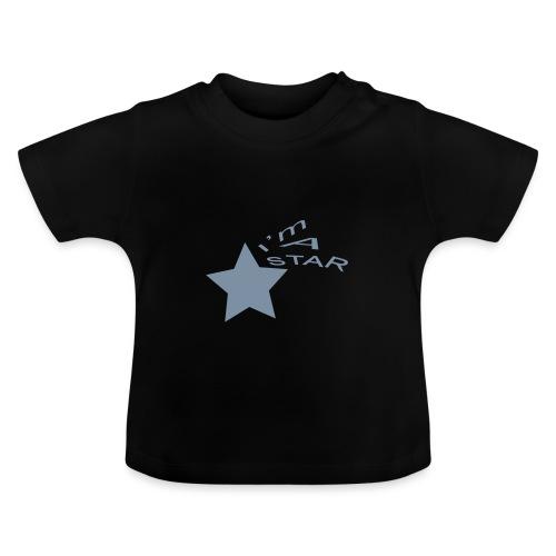 I'm a star - T-shirt Bébé