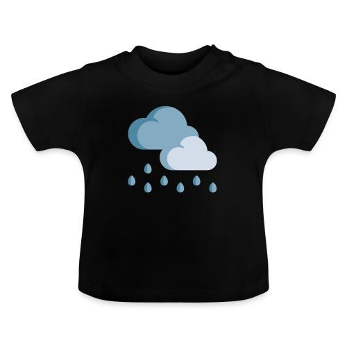 lluvia - Camiseta bebé