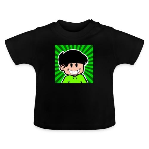 Linus e lite mindre glad - Baby-T-shirt