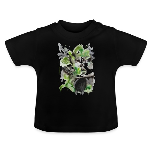 Kiss by carographic - Baby T-Shirt