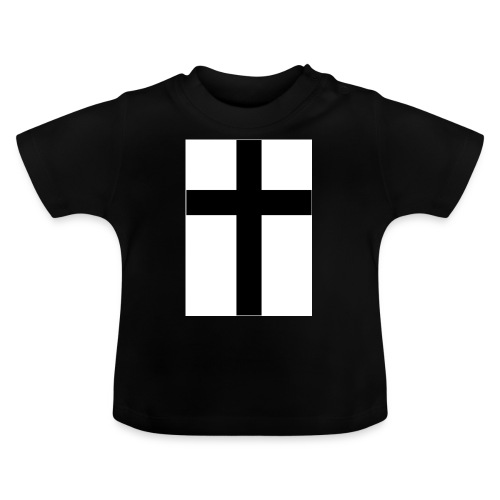 Cross - Baby-T-shirt