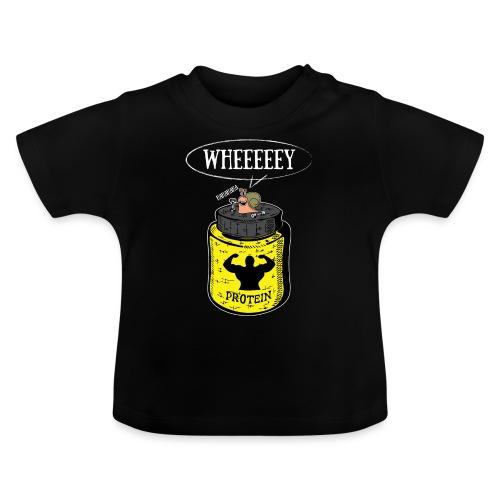 Escargot Wheeeeeeey - T-shirt Bébé