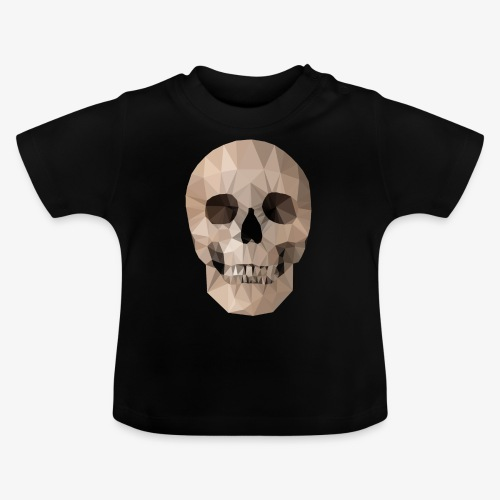 Poly Skull - Baby T-Shirt