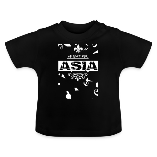 BACK 2 3 png - Baby T-shirt