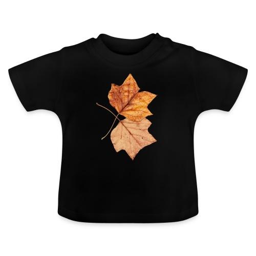 Blätter - Baby T-Shirt