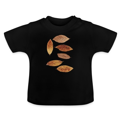 Bunte Blätter - Baby T-Shirt