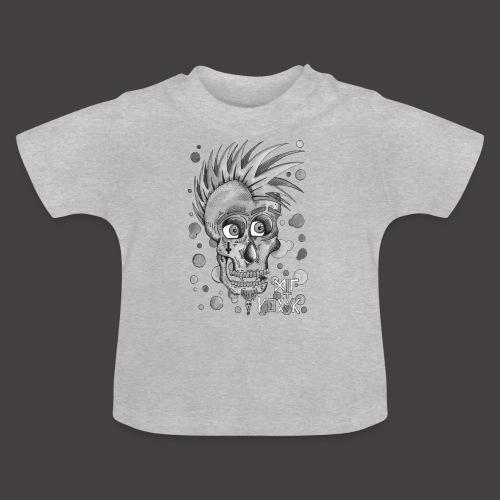 Autoportrait Noir et Blanc - T-shirt Bébé