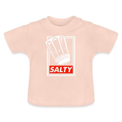 Salty white - Baby T-Shirt