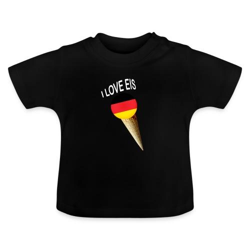 Fußball WM Geschenk Fan Weltmeister Deutschland - Baby T-Shirt