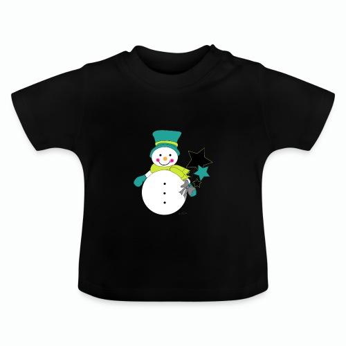 Snowtime-Green - Baby T-Shirt