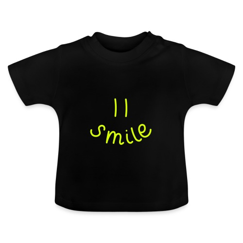 Smile-y - Baby T-Shirt