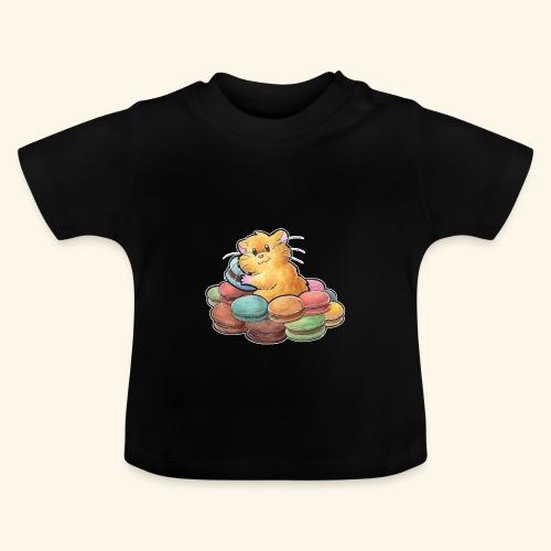 Macaron-Hamster - Baby T-Shirt