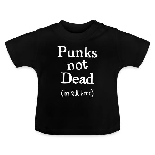 punks not dead - Baby-T-shirt