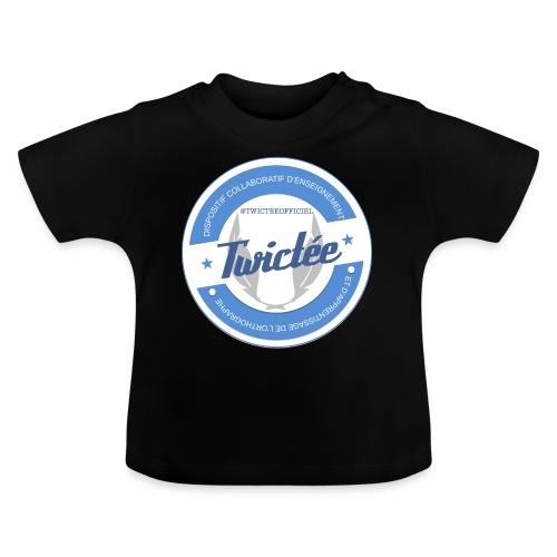logo twictee - T-shirt Bébé