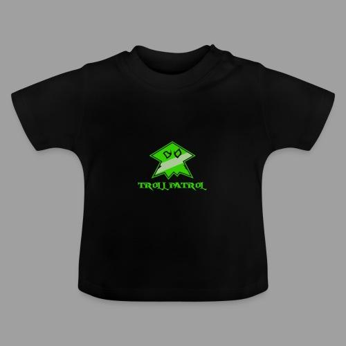 Troll Patrol Logo - Baby T-Shirt