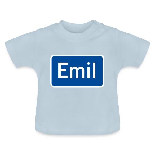emil - Baby-T-skjorte