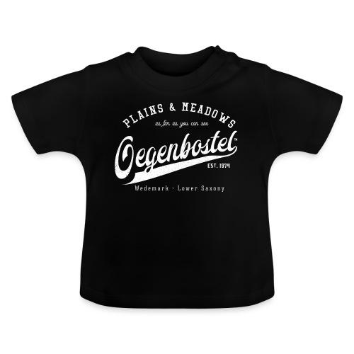 Oegenbostel Retrologo - Baby T-Shirt