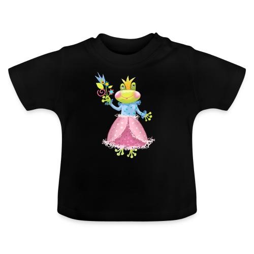 Prinzessin Frosch - Baby T-Shirt