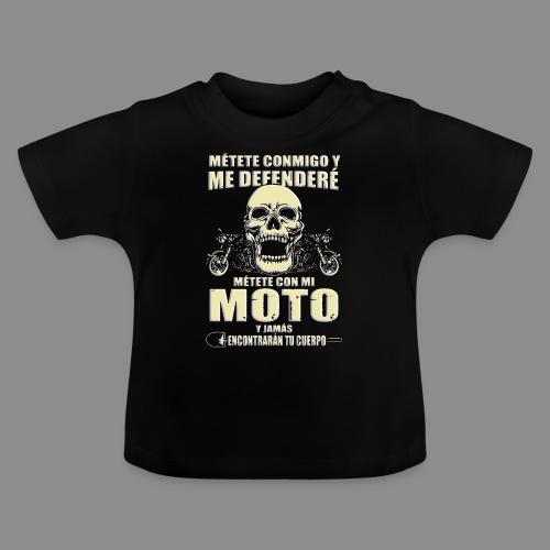 Me defenderé - Camiseta bebé
