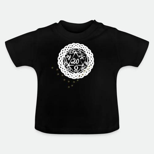Snowflake Starglitter - Baby T-Shirt