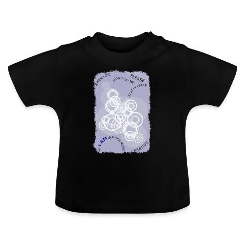 I AM MUCH MORE (donna/woman) - Maglietta per neonato