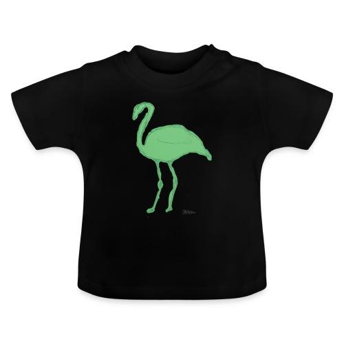 flamenco - Camiseta bebé