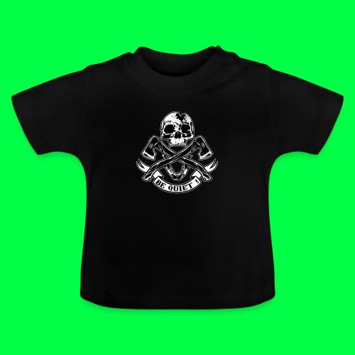 BE QUIET - T-shirt Bébé