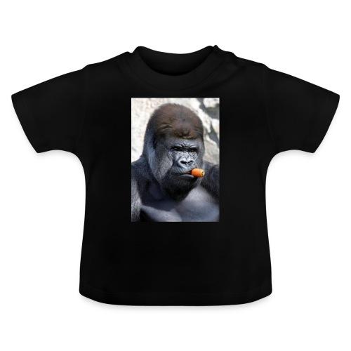 singe - T-shirt Bébé
