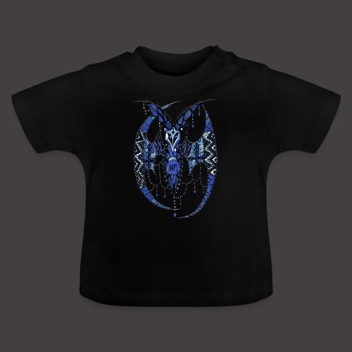 Chauve Souris Dentelle Bleue - T-shirt Bébé
