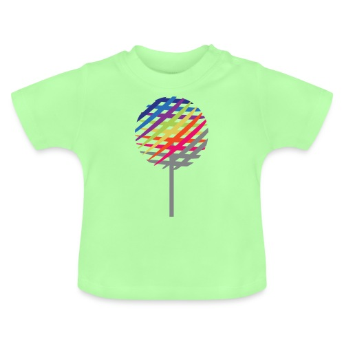 Rainbow Tree - Baby T-shirt
