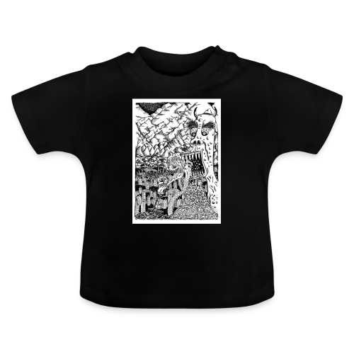Sea Monsters T-Shirt by Backhouse - Baby T-Shirt