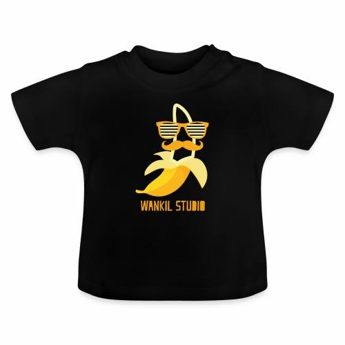 Hipster Banana - T-shirt Bébé