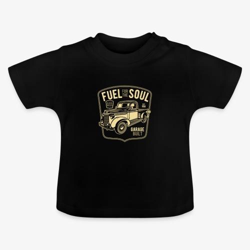 Treibstoff für die Seele - Baby T-Shirt