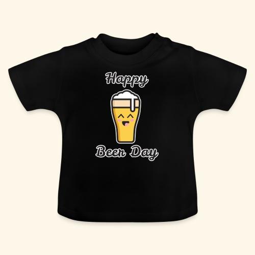 happy beer day - T-shirt Bébé