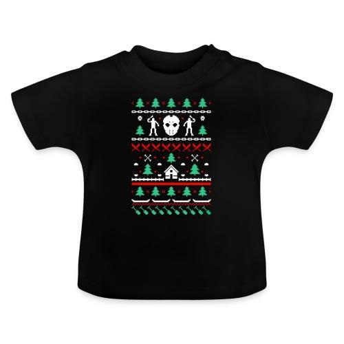 Ugly Friday 13th Crystal Lake - T-shirt Bébé