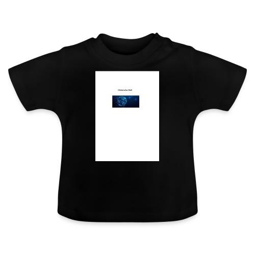 Elektrischer Ball - Baby T-Shirt