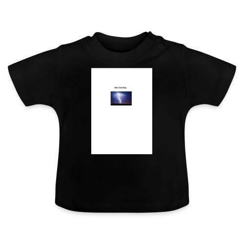 Blitz Einschlag - Baby T-Shirt