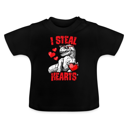 I steal hearts - Baby T-shirt