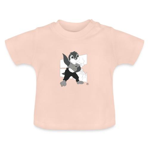 Le pingouin de Nice - T-shirt Bébé