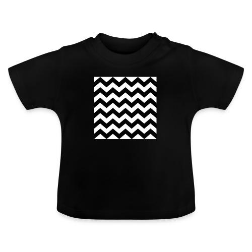 zigzag png - T-shirt Bébé