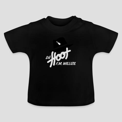 daeHoot_Shirt_Logo1_2c - Baby T-Shirt