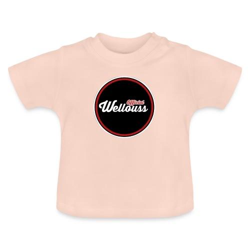 Wellouss Fan T-shirt   Rood - Baby T-shirt