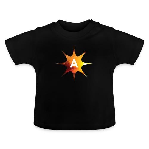 Sunshine Hoodie White - Koszulka niemowlęca