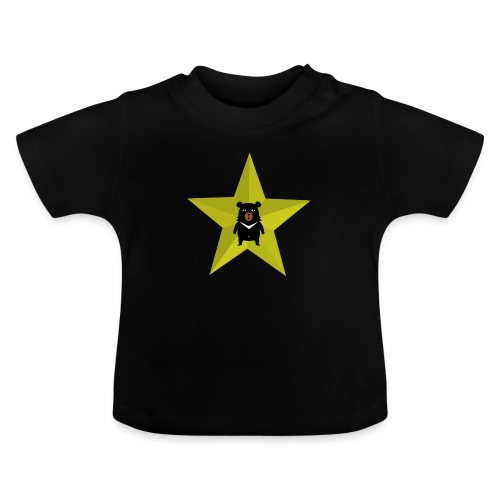 Teddy Star - Baby T-shirt