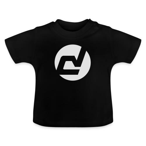 logo blanc - T-shirt Bébé