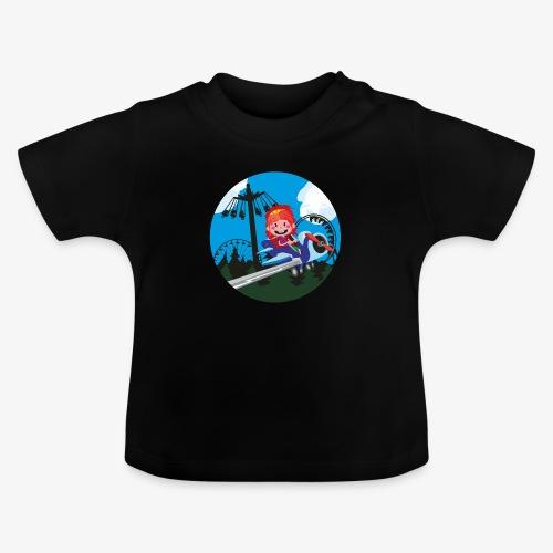 Themeparkrides - Airplanes - Baby T-shirt