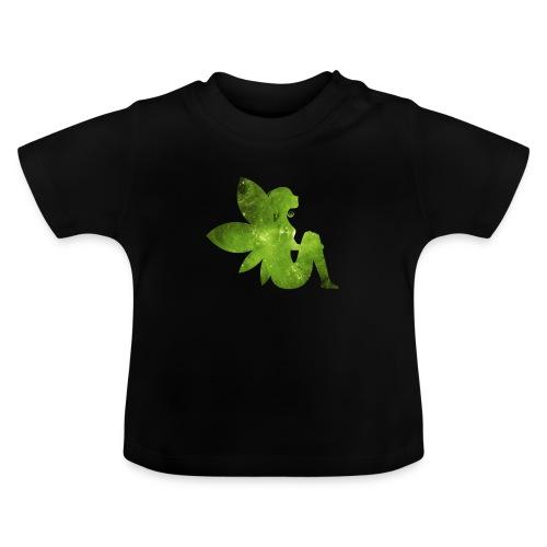 Green fairy - Baby-T-skjorte