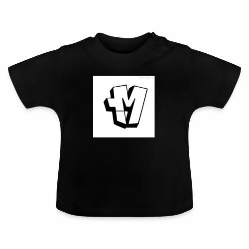 graffiti alphabet m - Baby T-Shirt