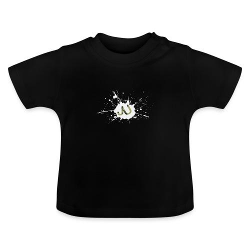 logo2 6 pinkki - Vauvan t-paita