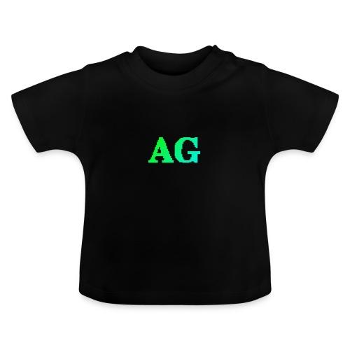 ATG Games logo - Vauvan t-paita